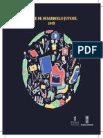 8. Indice de Desarrollo Juvenil 2018 Medellín
