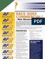 Race Newsletter Dec 2010