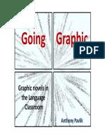 Anthony Pavlik-Going Graphic