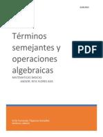 Tlapanco_Erick_Términos semejantes y operaciones algebraicas