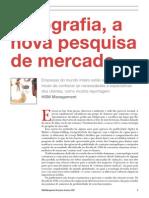 Etnografia a nova pesquisa de mercado(1)