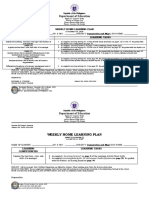 ORG MNGT- WEEKLY HOME LEARNING PLAN- Month of October FINAL.docx
