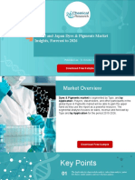 Global and Japan Dyes & Pigments Market Insights, Forecast to 2026
