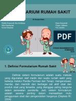 PPT Formularium Rumah Sakit.ppt