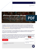 Christmas Corporate Gift Ideas for 2020