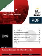 RegTech Medici Top-21