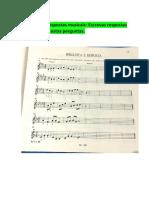 Perguntas e respostas musicais