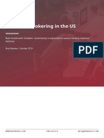 Securities Brokering in the US Industry Report