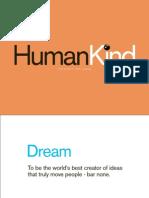 humankindscale