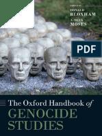 The Oxford Handbook of Genocide Studies ( PDFDrive ).pdf