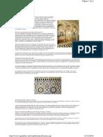 historia azulejo Español