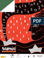 Programa Festival Rasmia de Poesía 2020