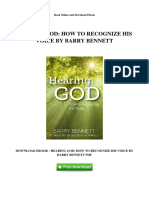 hearing-god-how-to-recognize-his-voice-by-barry-bennett