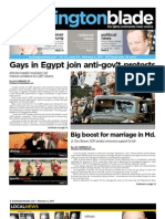washingtonblade.com - volume 42, issue 5 - february 4, 2011