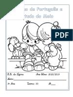 capas cadernos 3º - Cópia
