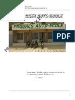Cours de code de la route Ed3
