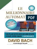 le millionnaire automatique de David Bach.docx