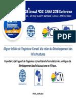 20180507_S2_2_FIDIC GAMA 2018_Boubacar H DIALLO_Presentation