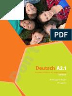 გერმანული-მოსწავლის წიგნი
