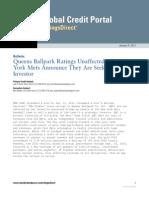 Bulletin Queen Ballpark Ratings