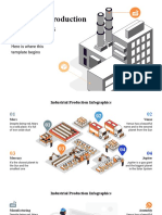 Industrial Production Infographics by Slidesgo