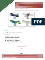 cálculos de conexiones en estructuras de aceros informe.docx