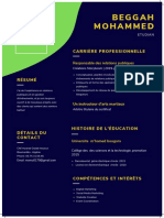 Blue and Yellow Flat Design Public Relations Specialist Journalism Resume (1)