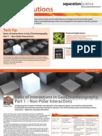 Basis of NonPolar Interactions_GC Columns PI