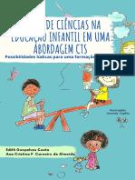 Ensino de Ciências Na Educação Infantil Em Uma Abordagem CTS. Possibilidades Lúdicas Para Uma Formação Cidadã.