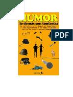 Mo Sergi - Humor - Lo Demas Son Tonterias