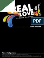 Real Love - Live Christ, Live Forever - 1 John Workbook