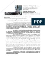 TRANSFORMAÇÃO DIGITAL CONTÁBIL