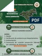 PRESENTACION CALENTADARIO ECOLOGICO