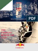 Red Bull -- Rebranding Presentation