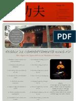 Regole Shaolin Fondamentali (Fascia Bianca)