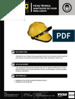 Adaptador de Visor para Casco Ficha Técnica.pdf