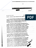 US Naval Research Lab Memo From 1954 - 'Meeting of the Upper Atmosphere Rocket Research Panel' - 16 Dec 1954