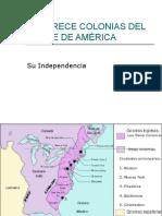 1776. LAS TRECE COLONIAS DEL NORTE DE AMÉRICA