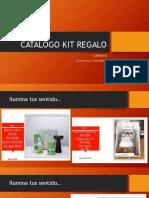 Catálogo kit 2020