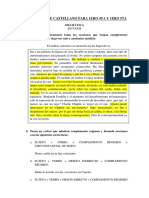 EJERCITACIÓN DE COMPLEMENTO RÉGIMEN