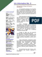 IGSS-Boletin Informativo No3