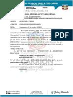 informe N° 095-2020 taller manejo de emociones