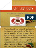 TURBAN LEGEND by precious