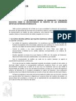 Nota5octubre2012CreditosArtisticasSuperiores