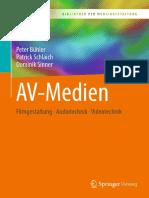 AV-Medien - Filmgestaltung, Audiotechnik, Videotechnik 2018