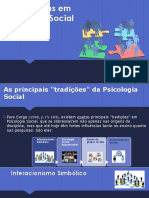 Aula 3 - Abordagens em Psicologia Social