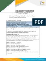 Formato-Guia de actividades y Rúbrica de evaluación - Unidad 3- Tarea 4-Contexto social y realidades diversas.pdf