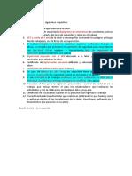 Documentos para ingreso a clinicas