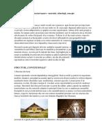 Structuri usoare - Arhitectura de urgenta