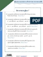 France grammar